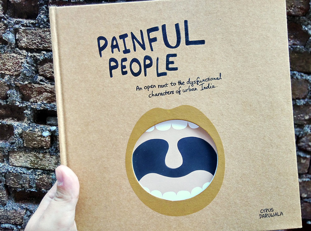 Painful People - Front Cover