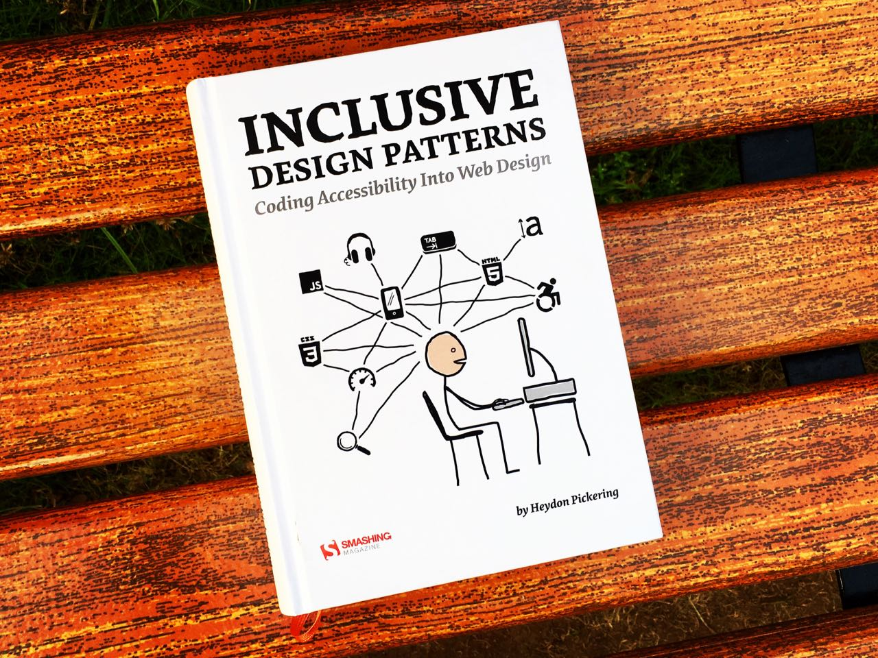 Inclusive Design Patterns - Hardback - Front Cover