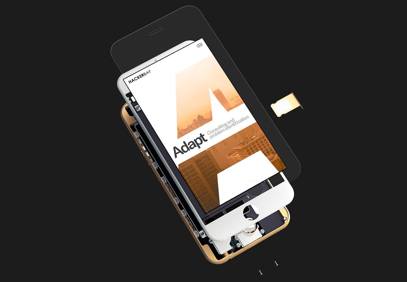 creative-mobile-optimised-website