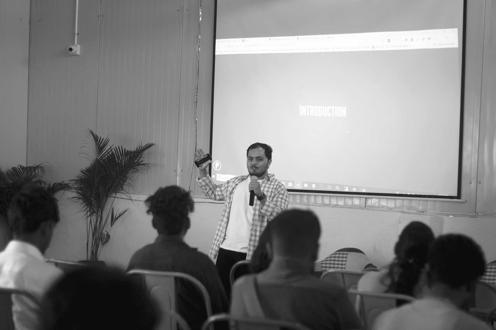 Freelance 101 - Conference Talk - Prashant Sani