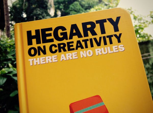 Hegarty On Creativity: Book Review